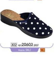 Slippers female Adanex DAL2 Daisy 20603