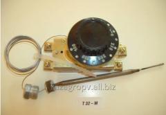 Терморегулятор VC-DK-4-4 20А(50*-300*С) (аналог Т32)