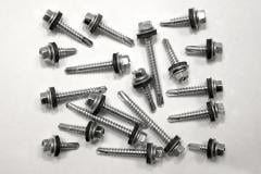 Screws are roofing