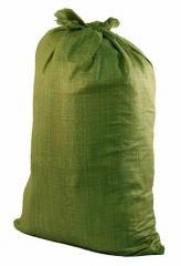The bag is polypropylene