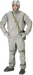 Suit of l-1 of chemical protection