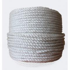 The rope is polypropylene