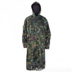 Raincoat hunter