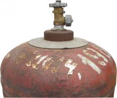Cylinder of propane gas 50 l