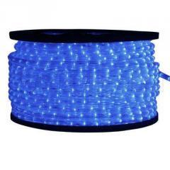 Дюралайт ламповый синий 10мм