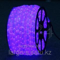 Дюралайт ламповый фиолетовый 10мм