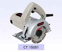 Circular saw on a stone of crown ct15081 1200w