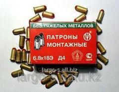 Патрон монтажный д-3