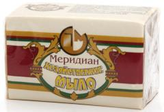 Laundry soap a meridian in a wrapper of 72% 200gr.