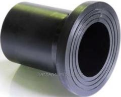 Втулка фланцевая ПЭ-100   SDR 17 d-75