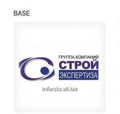 Base Фундамент Плита  программа