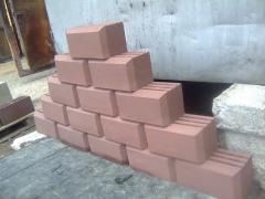 Блок стеновой пустотелый с фаской 390х190х188мм