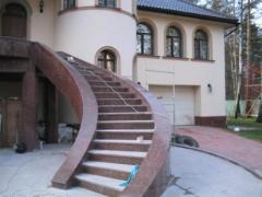 Steps granite, Steps, Granite steps.