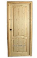 Door from the coniferous DG-1 array