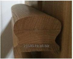 Hand-rail ash-tree of 60 mm x 70 mm