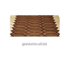 The tile a sidewalk color Athenian pavement, the