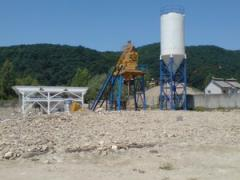 Concrete-mixing nodes, Nodes concrete-mixing