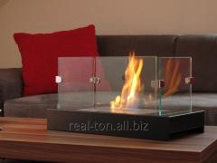Heat resisting fire-resistant glass
