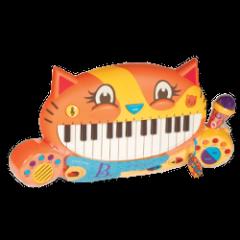 """Мини-пианино """"Мяуфон"""" с микрофоном"""