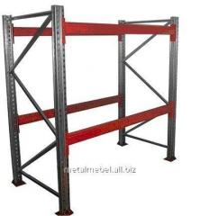 LNG series rack pallet, frontal