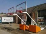 Basketball backboards, basketball racks mobile