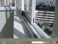 Windows sliding in Almaty