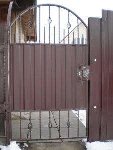 Metal doors on the order Astana, Metal doors