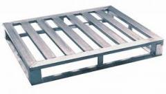 Pallets metal, Metal pallets