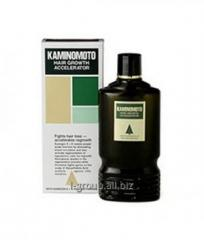 Means against a hair loss of Kaminomoto Hair