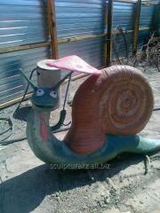 Скульптуры животных в Алматы