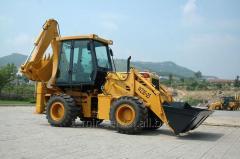 SHANMON WZ 30-25 excavator loader
