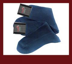 The men's socks extended, classical, elegant.