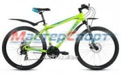 Велосипед горный Apache 2.0 (17, 19, 21) disk