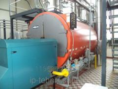The Veissmann boiler - 1550KW