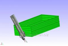 Hydraulic shnekovy T 461 conveyor