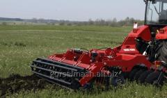 Disk harrow of Kruk U740 - 3, 0m 4, 0m