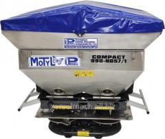Spreader of the Compact fertilizers