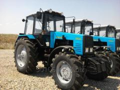 MTZ 1221.2 tractor assembly Belarus