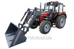 The wheel loader universal frontal