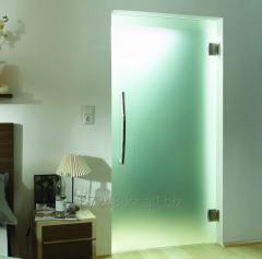 Двери стеклянные от ИП Crystal Glass Стекольный