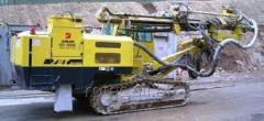 Hydraulic SOOSAN drilling rigs