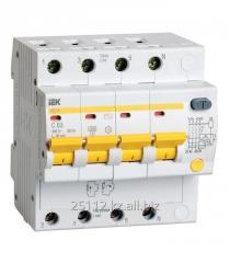 Автомат дифференциальный АД14 4Р 40 А 300 мА