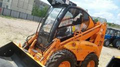 Loader universal with onboard turn Amkodor 211