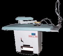 Гладильный стол ЛГС с вакуумным насосом.