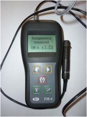 Толщиномер покрытий ТМ-4