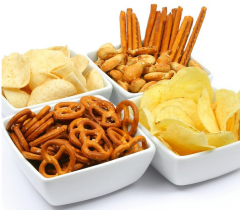 Food additives for snacks