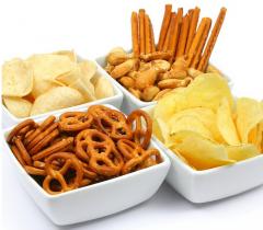 Food additives for snacks