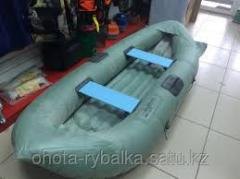 Inflatable boat 21