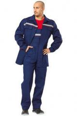 Working suit uniform overalls