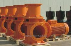 Submersible pump centrifugal two-basic ETsND